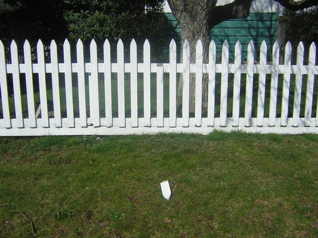 Privacy - PVC Fence in Santa Ana