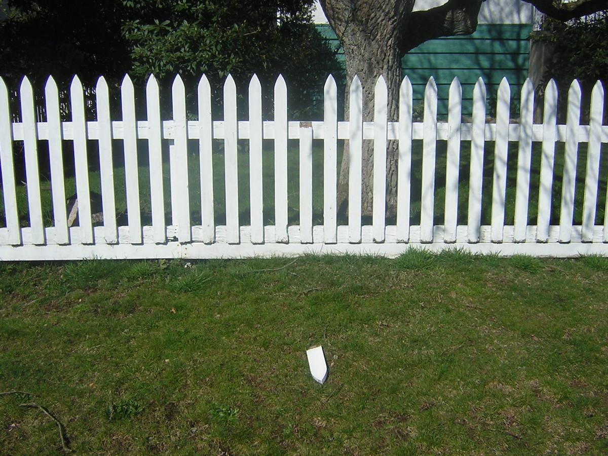Iron and Aluminum Fence Repair