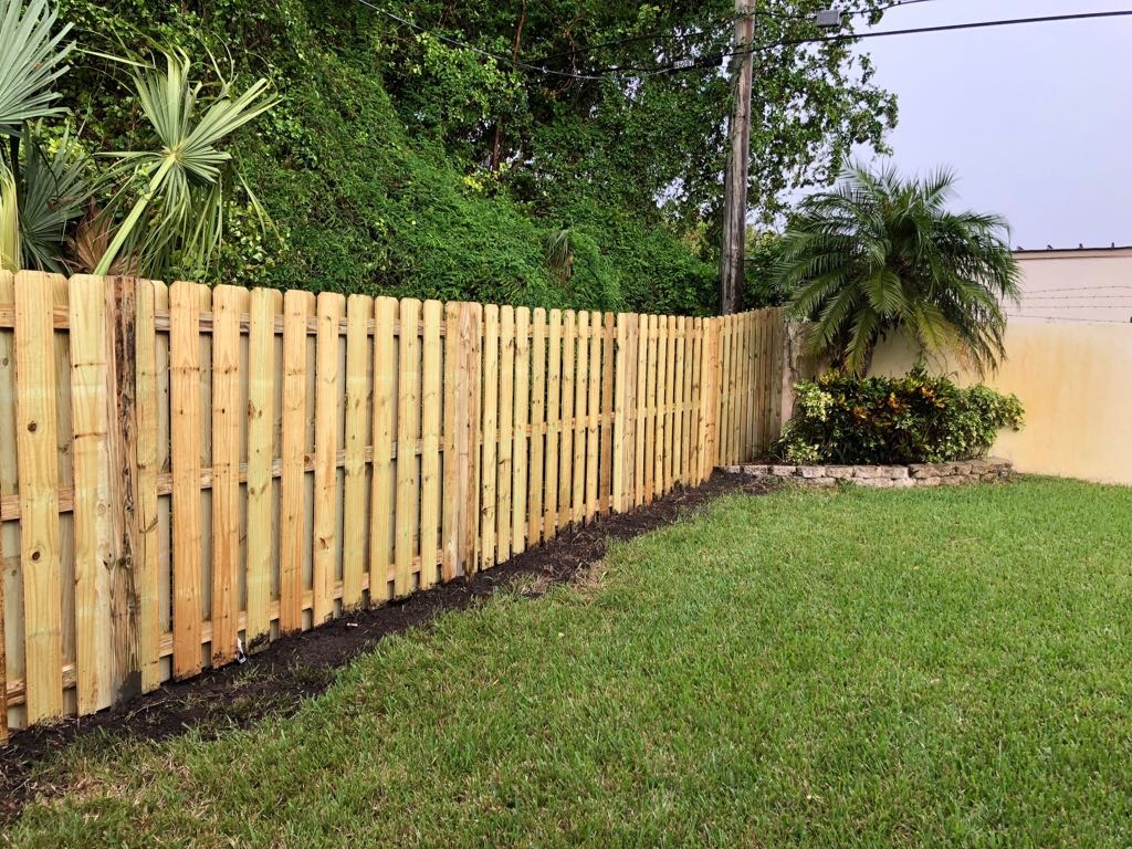 Wooden Fence Repair in santa ana