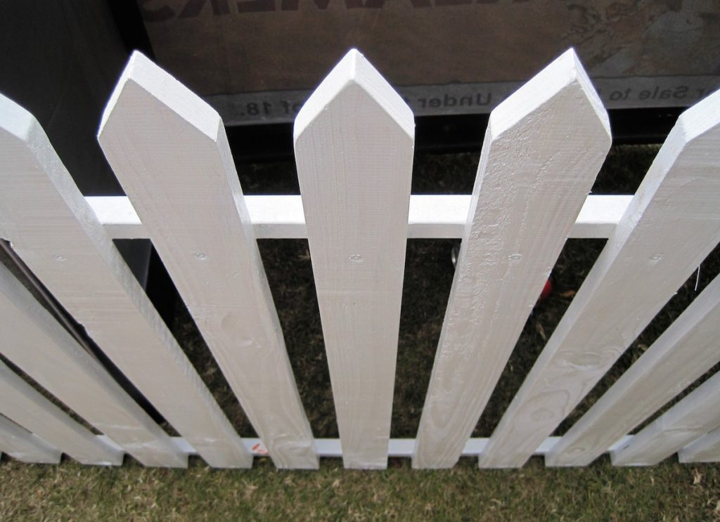 PVC Fence Repair