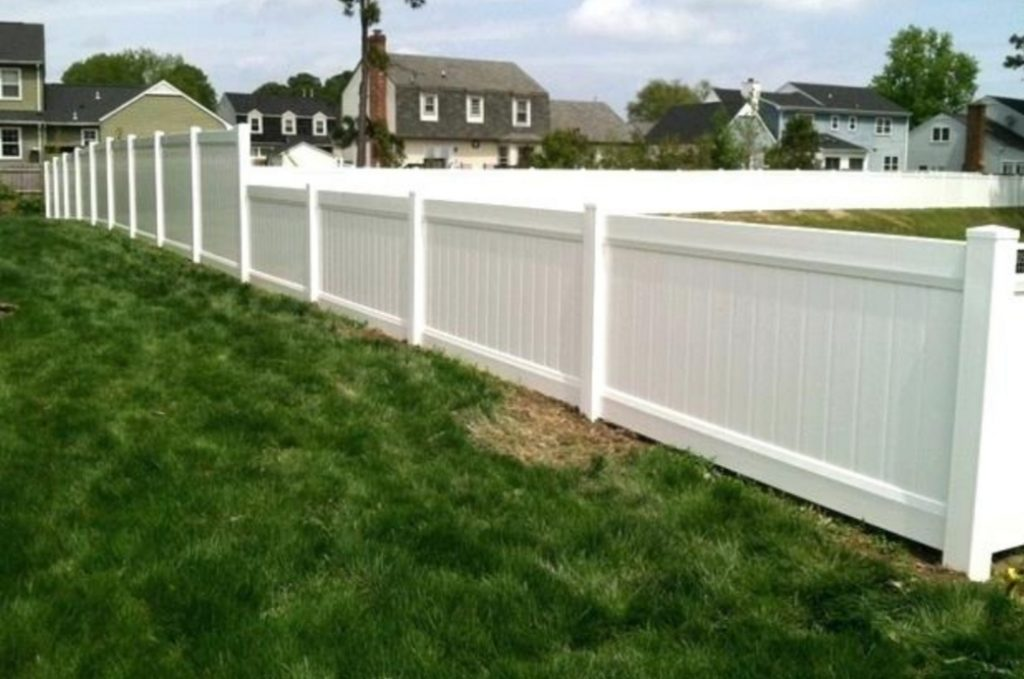 Residential Fences in Santa Ana