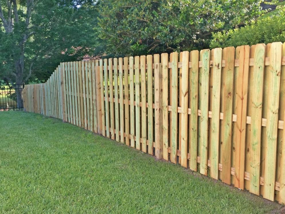 Santa Ana in Fence Installation